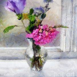 RC DeWinter - Winter Windowsill