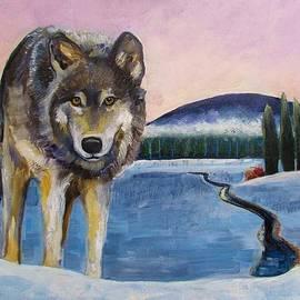 Harriet Peck Taylor - Winter Wolf