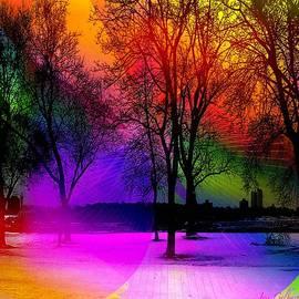 Iris Gelbart - Winters beauty 5