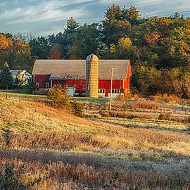 Lindley Johnson - Wisconsin Fall Morning