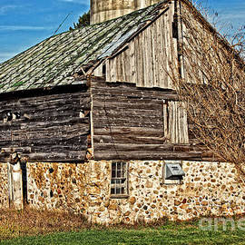 Ms Judi - Wisconsin Old Barn 7