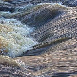 Dale Kauzlaric - Wisconsin River Flow