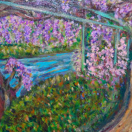 Carolyn Donnell - Wisteria