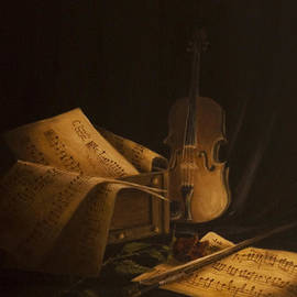 Andreja Dujnic  - With the violin