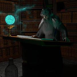 Brainwave Pictures - Wizard