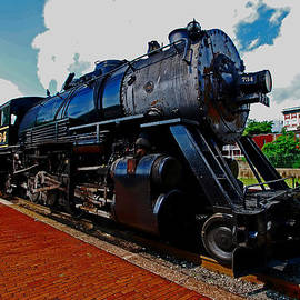 Bill Jonscher - WMSRR Steam Locomotive