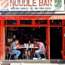 Ira Shander - Wok Fried Noodles