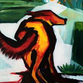 Lidija Ivanek - SiLa - Wolf Of The Wood