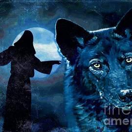 Tisha McGee - Wolfdog Hybrid