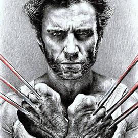 Andrew Read - Wolverine