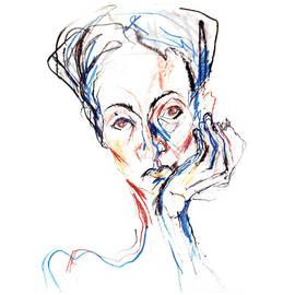 Marian Voicu - Woman expression