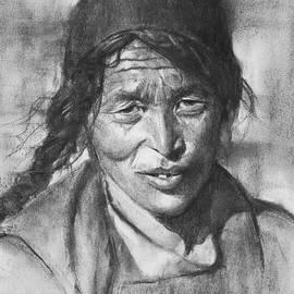 Vinayak Deshmukh - Woman from Ladakh