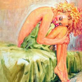 Sher Nasser - Woman In Blissful Ecstasy