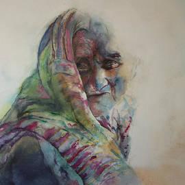 Ana Munoz - Woman In Sari