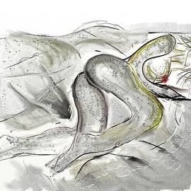 Ricardo Mester - Woman Resting