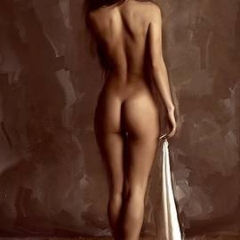 Newd PhotoWerks - Woman with Towel