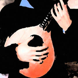 Colette V Hera  Guggenheim  - Women With Her Guitar