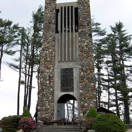 Catherine Gagne - Womens Memorial Bell Tower