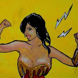 Marisela Mungia - Wonder Woman Flex