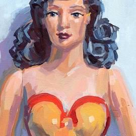 Kimberly Santini - Wonder Woman