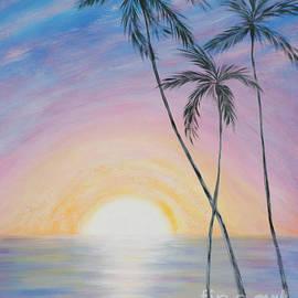 Oksana Semenchenko - Wonderful Sunrise in Paradise