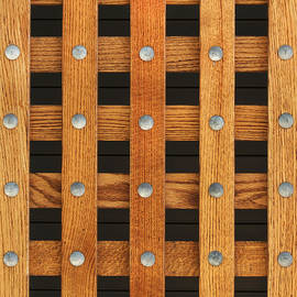 Art Block Collections - Wood Grid