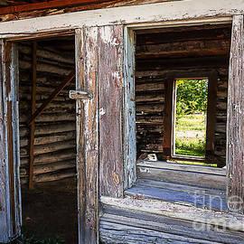 Janice Rae Pariza - Wood  Windows and Doors