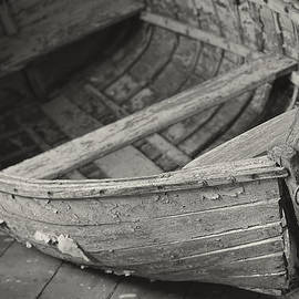 Mary Lee Dereske - Wooden Boat Fading Away