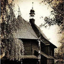 Weston Westmoreland - Wooden church