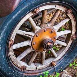 William Krumpelman - Wooden Wheel