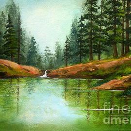 Shasta Eone - Woodland  Reflection