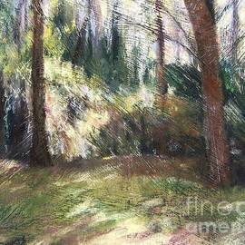 Mary Lynne Powers - Woodland Shadows