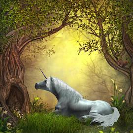 Corey Ford - Woodland Unicorn