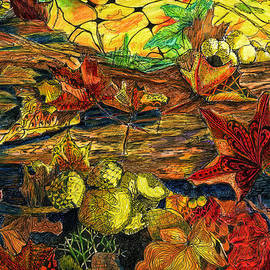 Jo-Anne Gazo-McKim - Woodland Weaving