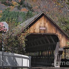 John Greim - Woodstock Covered Bridge