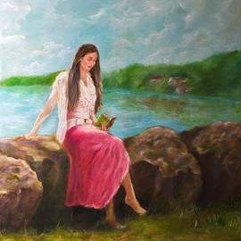 Ruslana Levandovska - Wordless Lake