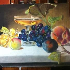 Graciela Scarlatto - Work in progress
