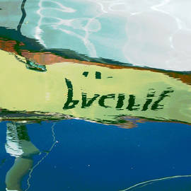 Lyn  Perry - Workboat Reflection - 1