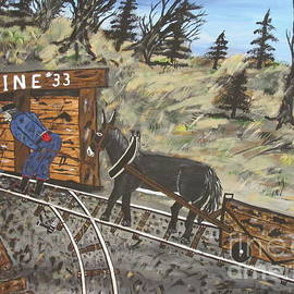 Jeffrey Koss - Working In The Coal Mine