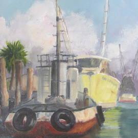Susan Richardson - Working Waterfront
