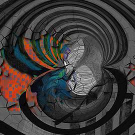 Andrea Kainz - Wormhole Pothole