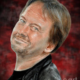 Jim Fitzpatrick - Wrestling Legend Roddy Piper Altered Version