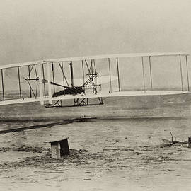 Digital Reproductions - Wright Brothers - First in Flight