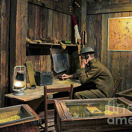 Thomas Woolworth - WW I Command Post
