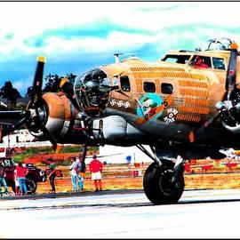 Steven Faucette - WW2 Flying Fortress
