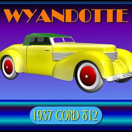 Stuart Swartz - Wyandotte 1937 Cord 812