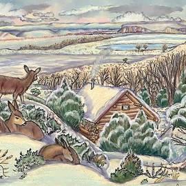 Dawn Senior-Trask - Wyoming Christmas