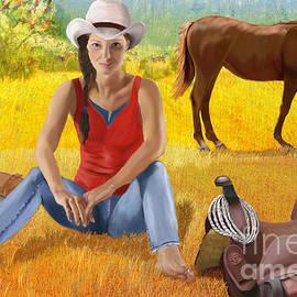 Sydne Archambault - Wyoming Girl