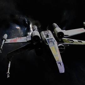 Chris Thomas - X Wing Fighter 1
