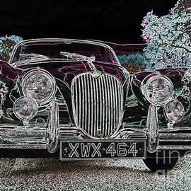 Rosemary Calvert - XK Dream Car